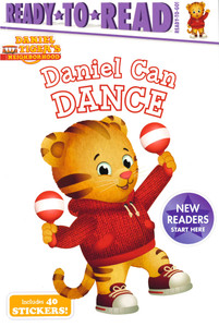 Daniel Can Dance: Ready to Go! (Paperback)- Clearance Book