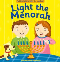 Light the Menorah (Board Book)
