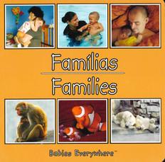 Families (Portuguese/English) (Board Book)