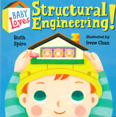 Baby Loves Structural Engineering! (Board Book)