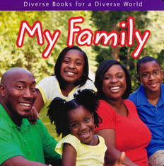 CASE OF 72- My Family (Board Book)
