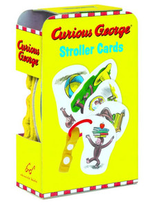 Curious George Stroller Cards (Board Book)