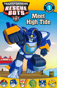 Meet High Tide: Transformers Rescue Bots Passport to Reading Level 1 (Paperback)