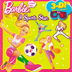 I Can Be A Sports Star (Paperback w/ 3D Glasses)