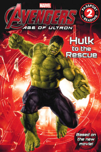 Hulk to the Rescue: Marvel Avengers Age of Ultron Level 2 (Paperback)