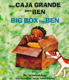 Big Box for Ben (Spanish/English) (Board Book)