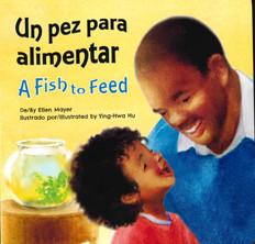 A Fish To Feed (Spanish/English) (Board Book)