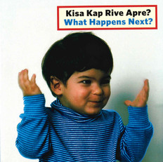 What Happens Next? -Haitian Creole/English (Board Book)