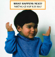 What Happens Next? (Vietnamese/English) (Board Book)