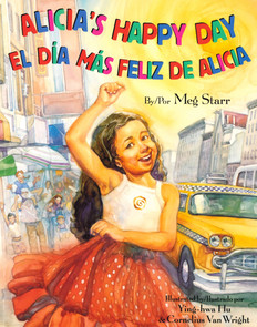 Alicia's Happy Day (Spanish/English) (Paperback)