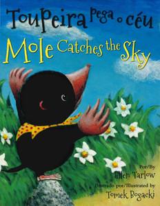 Mole Catches the Sky (Portuguese/English) (Paperback)