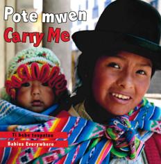 Carry Me (Haitian Creole/English) (Board Book)