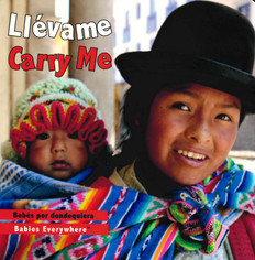 Carry Me (Spanish/English) (Board Book)