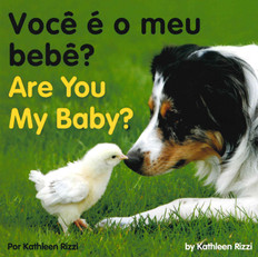 Are You my Baby? ( Portuguese/English) (Board Book)