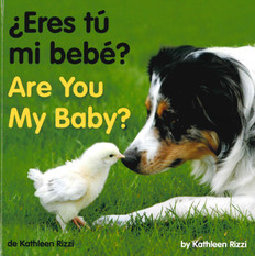 Are You my Baby? (Spanish/English) (Board Book)