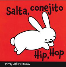 Hip, Hop (Spanish/English) (Board Book)