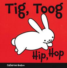 Hip, Hop (Hmong/English) (Board Book)