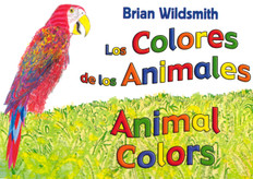 Animal Colors (Spanish/English) (Board Book)