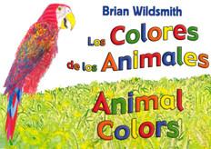 Animal Colors (Spanish/English) (Board Book)
