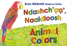 Animal Colors (Navajo/English) (Board Book)