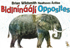 Opposites (Navajo/English) (Board Book)