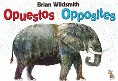 Opposites (Spanish/English) (Board Book)