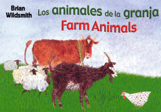 Farm Animals (Spanish/English) (Board Book)
