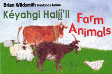 Farm Animals (Navajo/English) (Board Book)