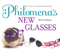 Philomena's New Glasses (Hardcover)