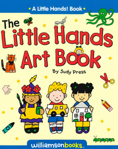 The Little Hands Art Book (Paperback)