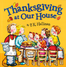 Thanksgiving at Our House (Paperback)