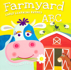Farmyard ABC (Board Book)
