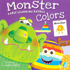 Monster Colors (Board Book)