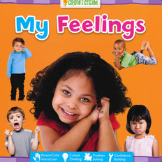My Feelings: STEAM (Board Book)