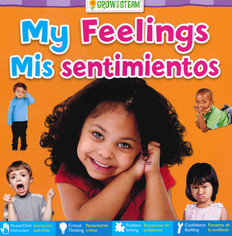 My Feelings (Spanish/English) (Board Book)