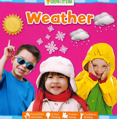CASE OF 72- Weather (Board Book)