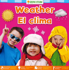 CASE OF 72 - Weather (Spanish/English) (Board Book)