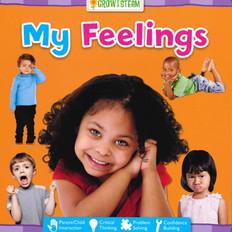 CASE OF 72- My Feelings: STEAM (Board Book)