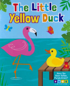 The Little Yellow Duck (Board Book)