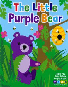 The Little Purple Bear (Board Book)