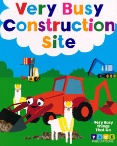 Very Busy Construction Site (Board Book)