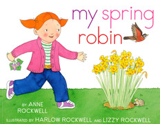 My Spring Robin (Paperback)