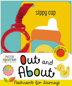 Out and About Flashcards for Journeys (Board Book)