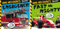 Mini Mechanics Set of 2 (Paperback)