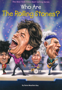 Who Are The Rolling Stones? (Paperback)