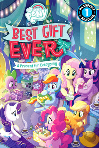 My Little Pony: Best Gift Ever Level 1 (Paperback)