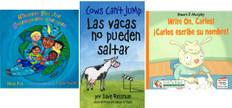 Story Book Favorites! Set of 3 (Spanish/English)