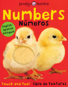 Numbers: Touch and Feel (Spanish/English) (Board Book)