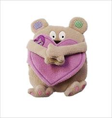 Bear Hugs (Cloth Book)
