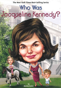 Who Was Jacqueline Kennedy? (Paperback)